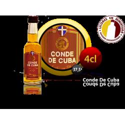CONDE DE CUBA 5 AÑOS