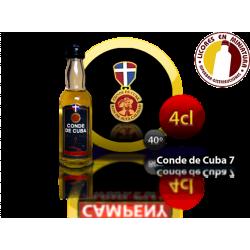 CONDE DE CUBA 7 AÑOS