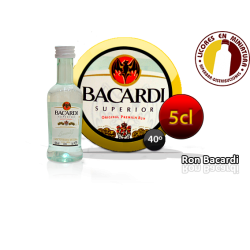 RON BACARDI PACK 10 UNIDADS