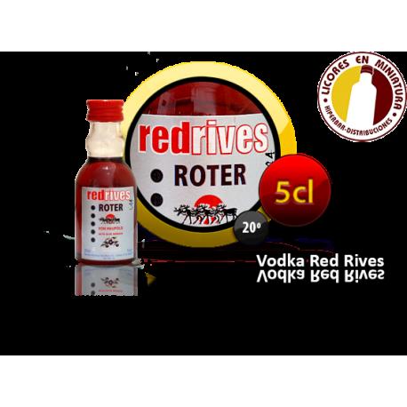 VODKA RED RIVES
